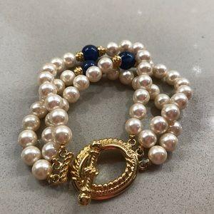 Richelieu gorgeous  pearl bracelet